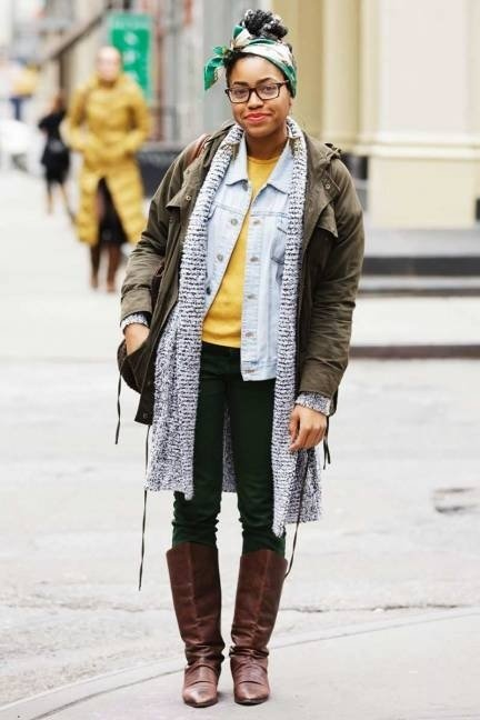 Off-Duty Layers