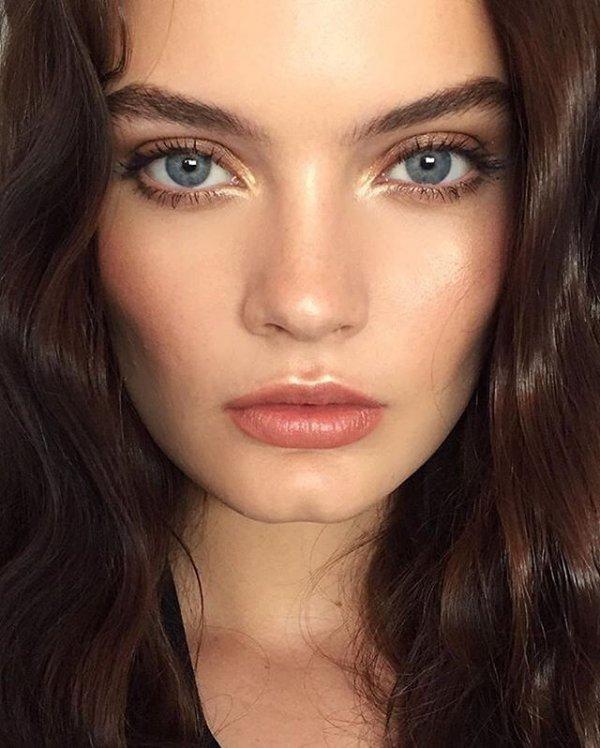 eyebrow, color, hair, brown, eyelash,