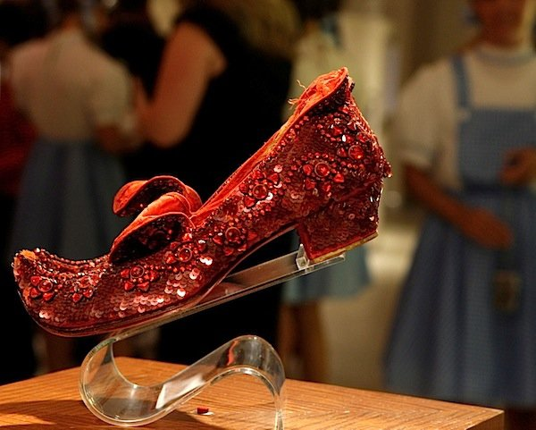 Harry Winston - Ruby Slippers