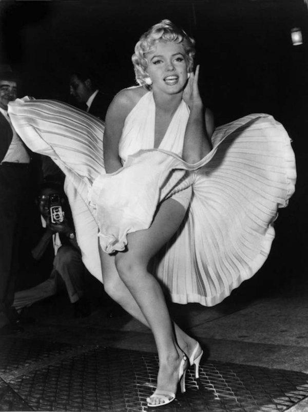 The Indelible Image of Marilyn Monroe