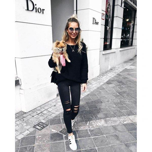 black, clothing, footwear, sleeve, outerwear,