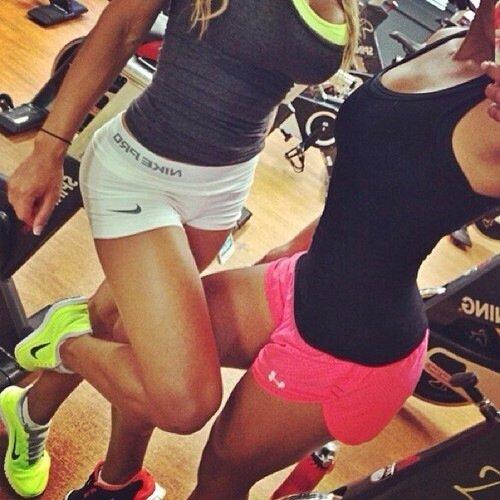 Meet a Friend for a Workout