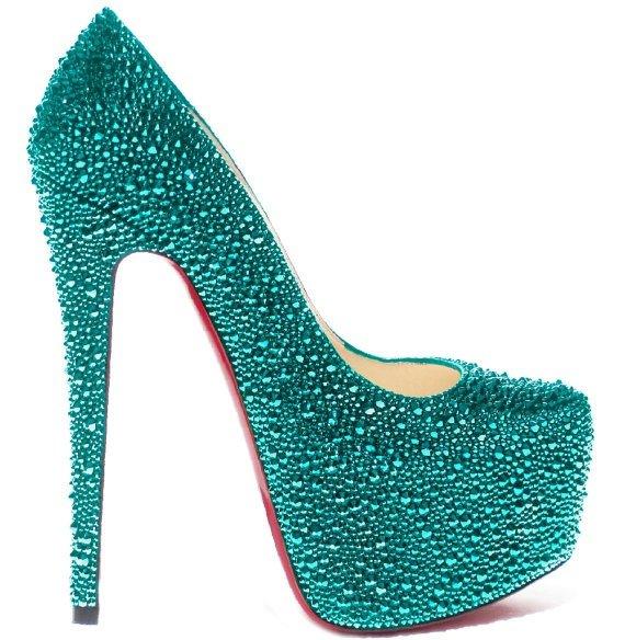 footwear,high heeled footwear,turquoise,electric blue,shoe,