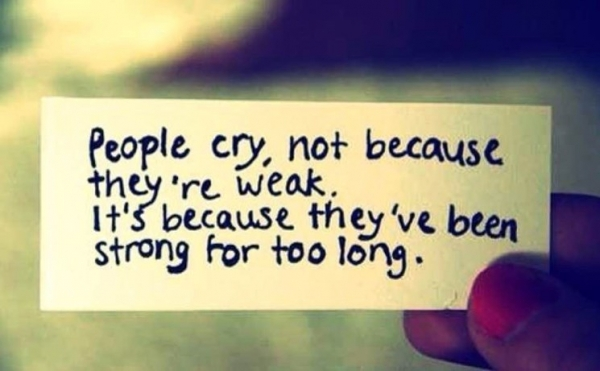 Even the Strongest Have a Breaking Point