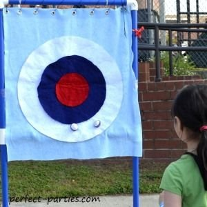 Bullseye 31 Diy Carnival Games For A Rockin Party