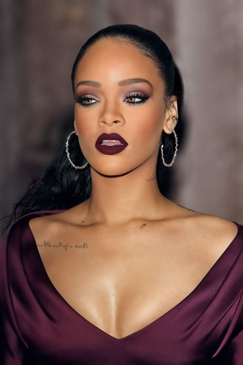 Slicked Back Let S Get All Kinds Of Inspo From Rihanna S