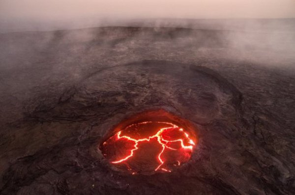atmospheric phenomenon, atmosphere, geological phenomenon, weather, lava,