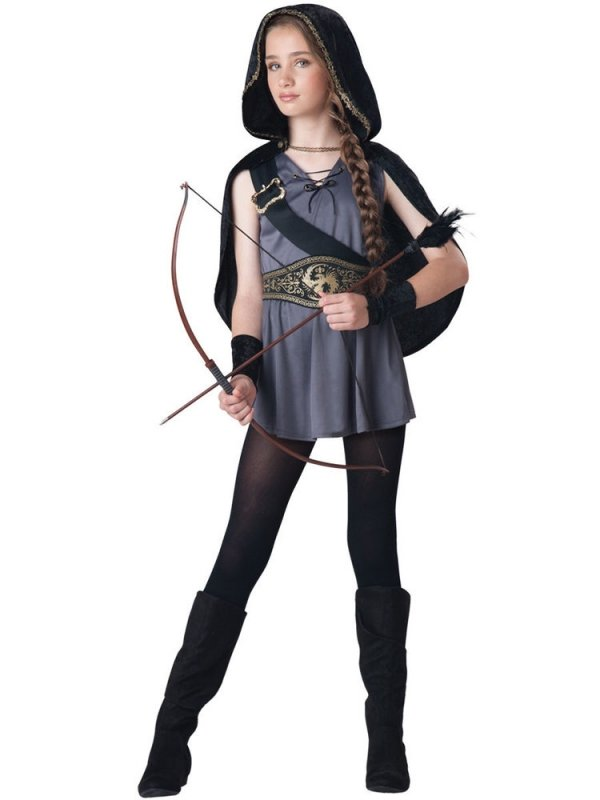 15. Huntress - 29 Adorable Teen Halloween Costumes ... → 👭 Teen