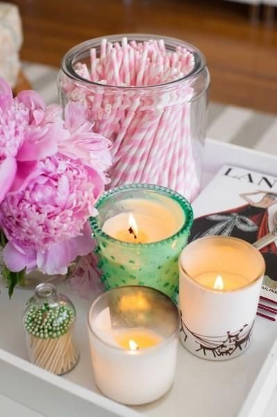 candle,lighting,centrepiece,food,flower,