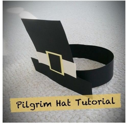 Pilgrim Kids Hats 20 Fun Pilgrim Crafts For Kids This