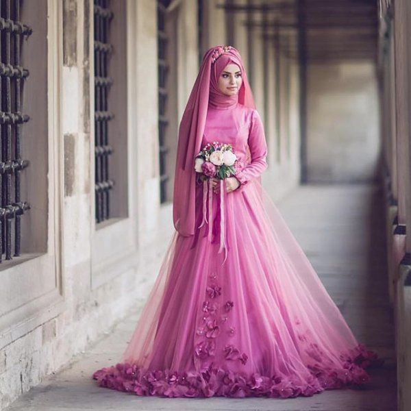 dress, pink, gown, clothing, purple,