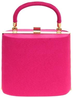 ASOS Grosgrain Boxy Handheld Bag