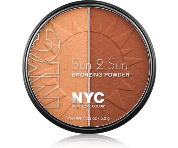 NYC Sun 2 Sun Bronzing Powder
