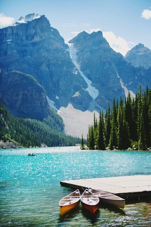 Lake Louise Canada 50 Beautiful Places That Will Fill You With