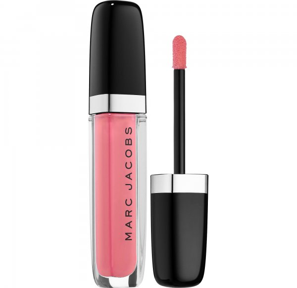 Marc Jacobs Beauty Enamored Hi-Shine Lip Lacquer in Pink Flamingo