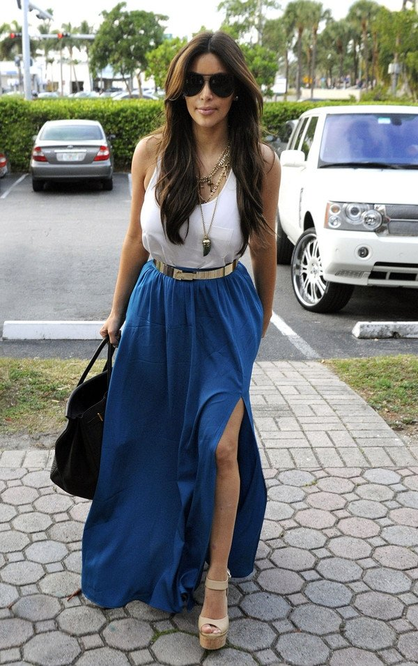 kim kardashian casual style summer wwwpixsharkcom