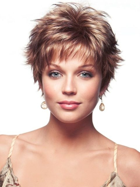 11. Short and Sassy - 38 Hairstyles for Thin Hair to Add Volume and…