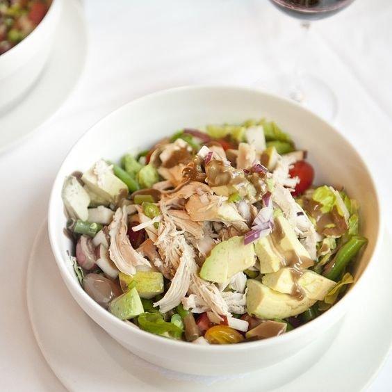 dish, food, salad, produce, waldorf salad,