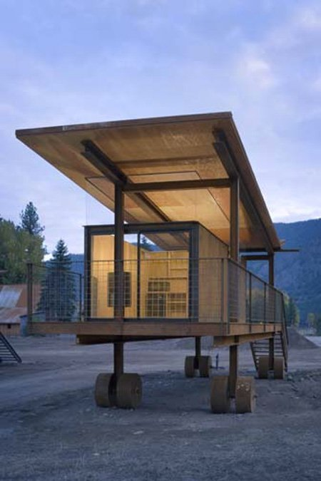 house, architecture, home, wood, facade,