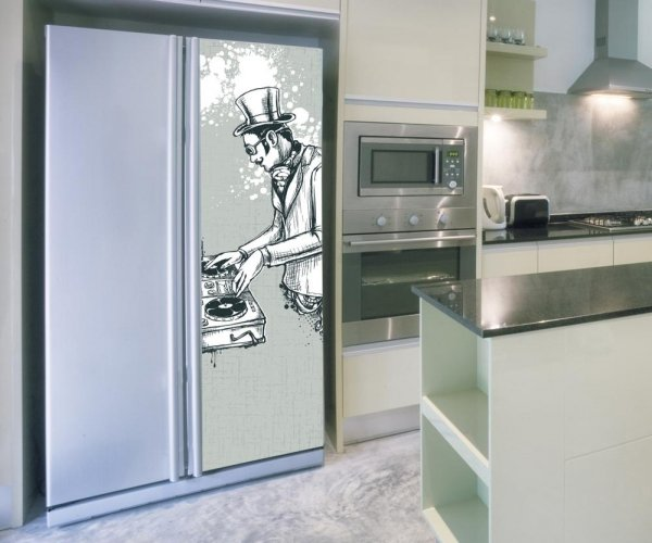 Magnetic Kitchen Appliance Covers
