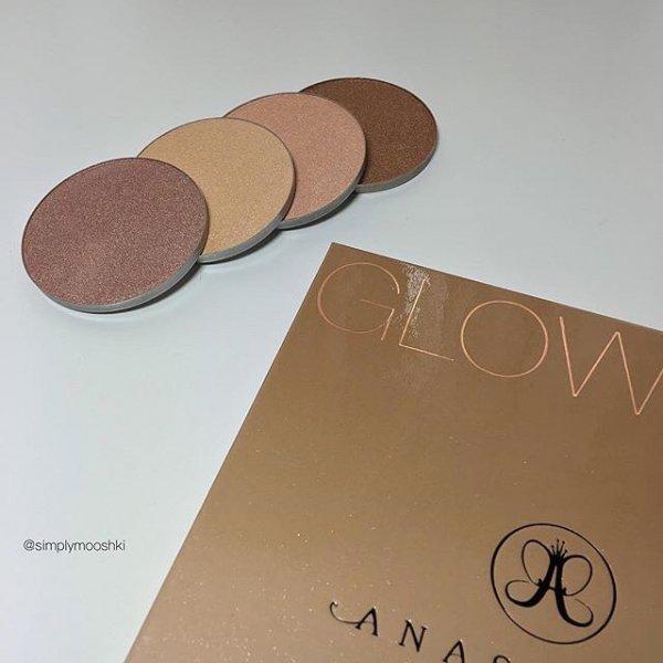Anastasia Beverly Hills, leather, label, document, @simplymooshki,