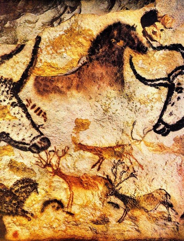 Lascaux cave paintings dating