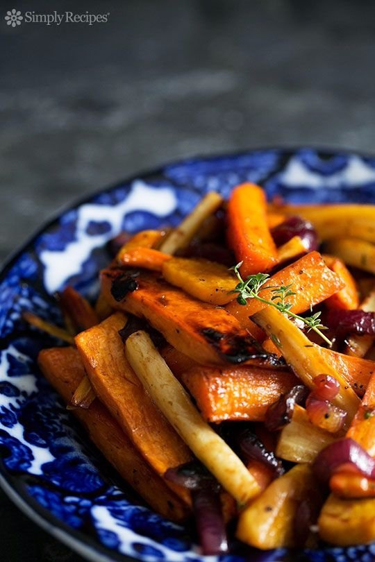 Beautiful Roasted Root Vegetables - Root Vegetable Recipes to…