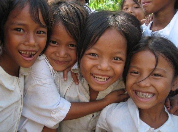 Cambodia Childcare Volunteering