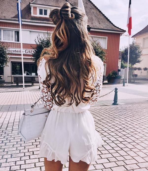 clothing, white, sunglasses, fashion, lady,