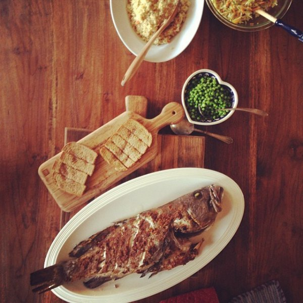 Eat a Couple Servings of Fish Each Week