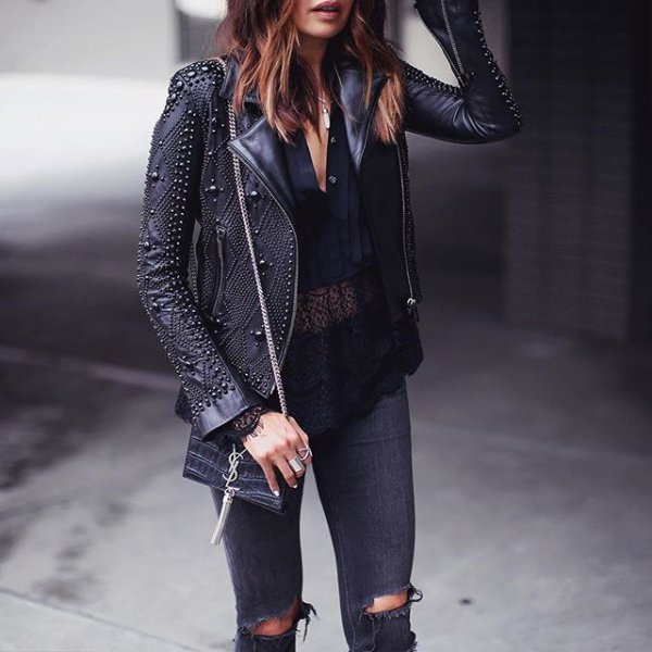 clothing, jacket, leather, footwear, outerwear,