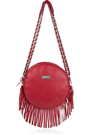 Meli Melo Bon Bon Fringed Bag