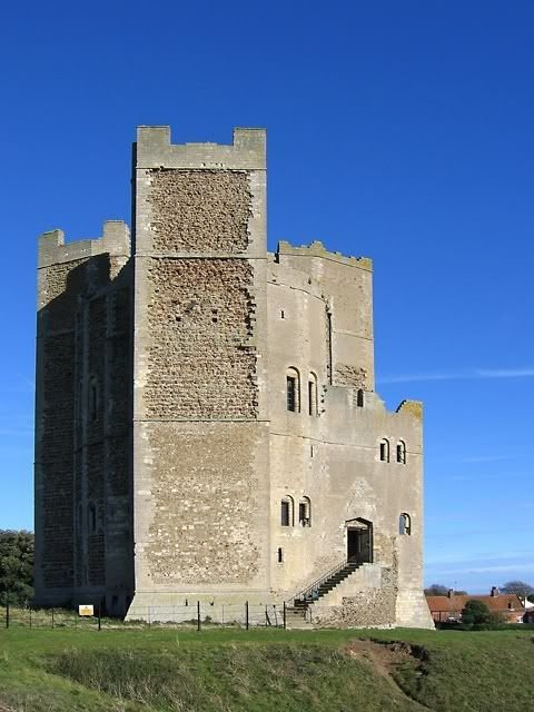 Orford Castle, England