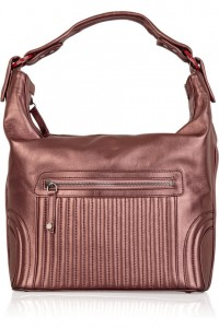 Christian Louboutin Miss Alpha Nappa-Leather Bag