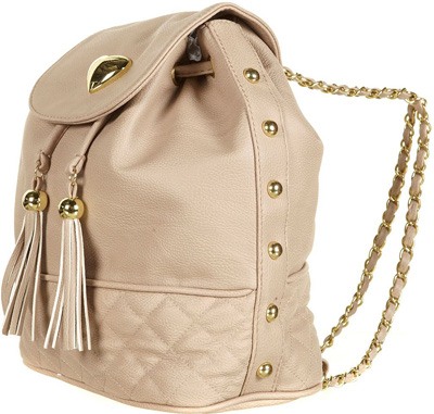 7 Fashionable off-Duty Backpacks ... Bags