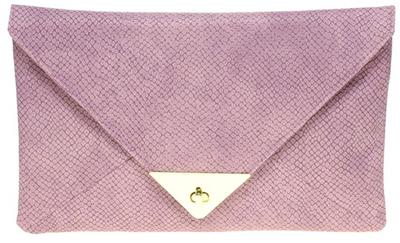 ASOS Pyramid Metal Tip Clutch