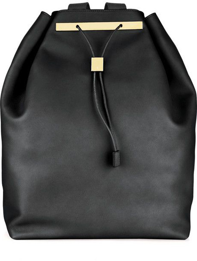 4. The Row Leather Backpack - 7 Fashionable off-Duty Backpacks ... →…