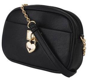 Forever21 Padlock Heart Crossbody Bag - 9 Classic Looking ...