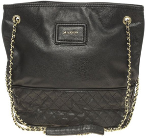 Mango Quilted Tote Bag - 9 Classic Looking Chain Strap Purses ...… : quilted handbag with chain strap - Adamdwight.com