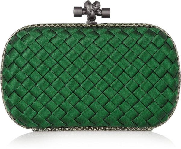 Bottega Veneta Clutch Green