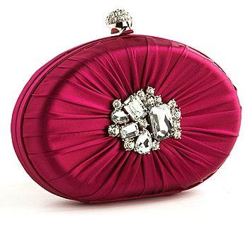 Embellished Evening Bag
