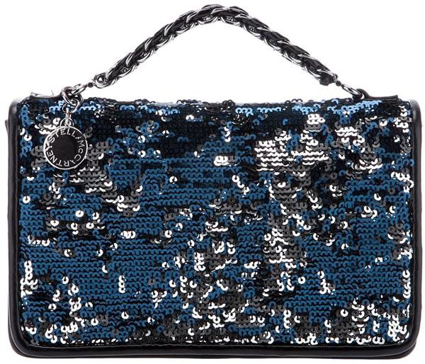 Sequin Evening Bag