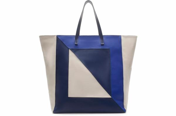 Colour Block Shopper