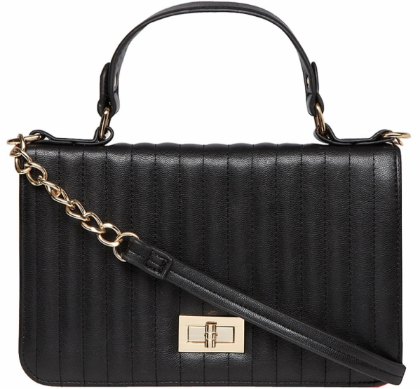 Quilted Striped Crossbody Bag - 9 Affordable Quilted Handbags You… : quilted bags - Adamdwight.com