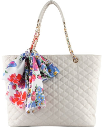 Quilted Tote Bag - 9 Affordable Quilted Handbags You Could Easily…