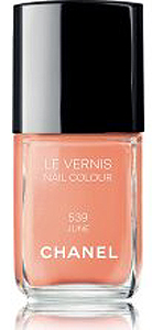 Chanel Le Vernis Nail Colour in June