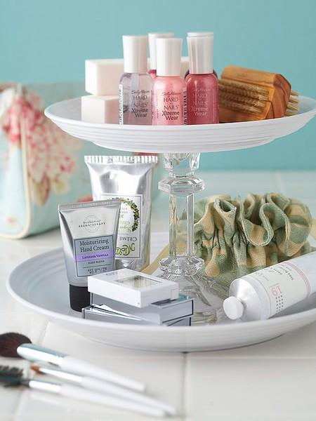Stash Your Makeup Stash - 7 Easy Ways to Organize Your Makeup ...…