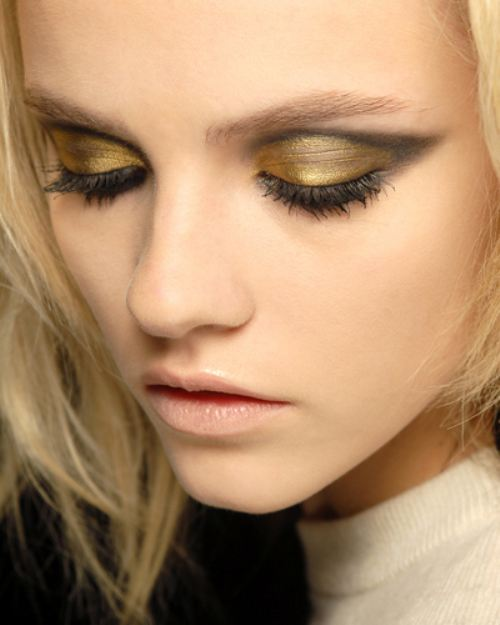 Warm and Cool-Toned Eye Shadows