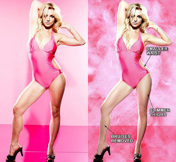 Britney Spears = Post-Maternity