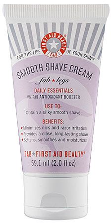 First Aid Beauty Smooth Shave Cream